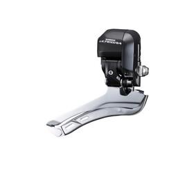 Shimano Ultegra Di2 FD-6870 Deragliatore 2 velocità grigio/nero